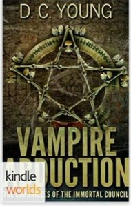 Vampire Abduction by D.C. Young